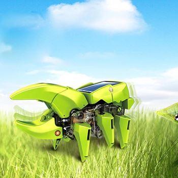 Obrázek z Solarbot 3v1