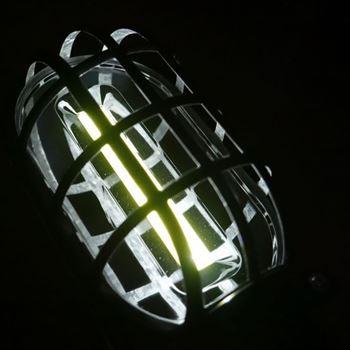 Obrázek z Přenosná svítilna - černá