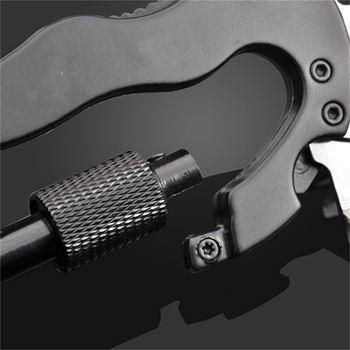 Obrázek z Multifunkční ocelová karabina 5v1