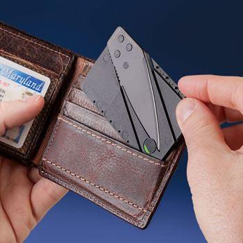 Obrázek z Kreditní nůž