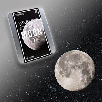 Obrázek Vlastni své místo na Měsíci
