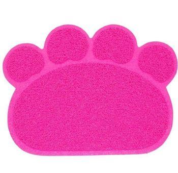 Obrázek Podložka pod psí misku - růžová
