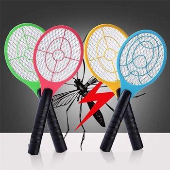 Obrázek z Elektrická plácačka - hmyzí paralyzér