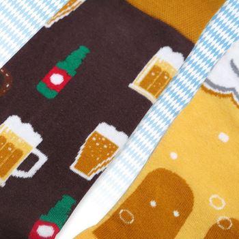 Obrázek z Veselé ponožky - pivo