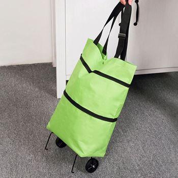 Obrázek z Multifunkční nákupní taška s kolečky