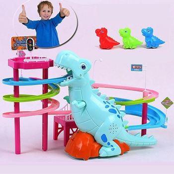 Obrázek Dinosauří závod