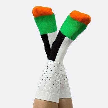 Obrázek z Veselé ponožky - set sushi
