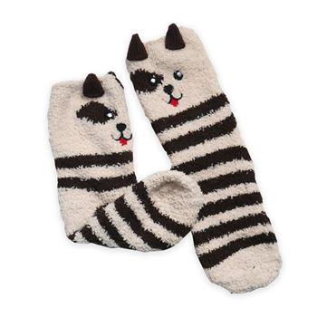 Obrázek Teplé ponožky - pejsek