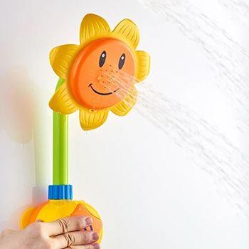 Obrázek z Sprcha do vany - slunečnice
