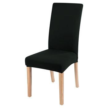 Obrázek Potah na židli - černý