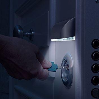Obrázek Osvětlení klíčové dírky