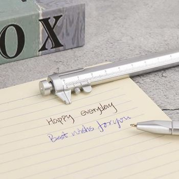 Obrázek z Multifunkční pero se šuplerou