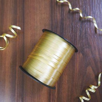 Obrázek Dárková stuha - zlatá