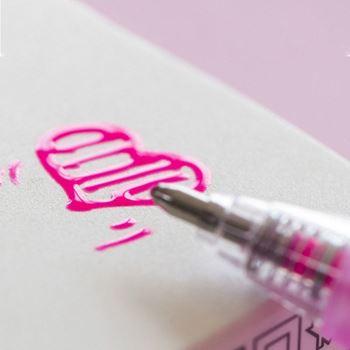 Obrázek z 3D gelové pero 6 ks