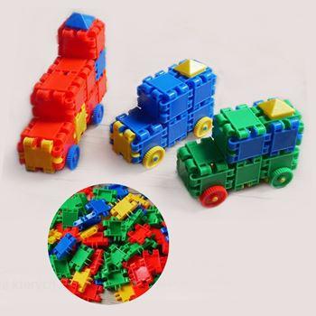 Obrázek Autíčková stavebnice