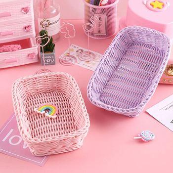 Obrázek z Plastový košík - fialový