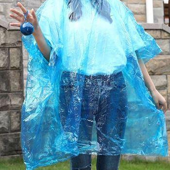 Obrázek z Pohotovostní pláštěnka - modrá