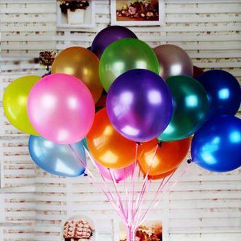 Obrázek z Barevné balónky 100 ks