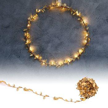Obrázek Svítící girlanda - listy