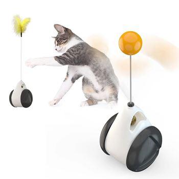 Obrázek Interaktivní hračka s míčkem pro kočky