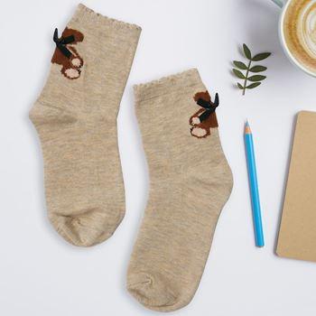 Obrázek z Ponožky s medvídkem