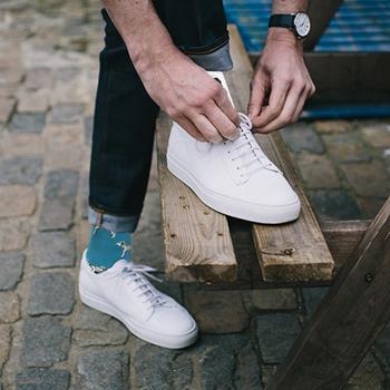 Obrázek z Veselé ponožky - dalmatin