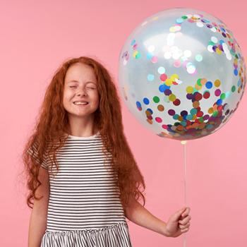 Obrázek Konfetový balónek